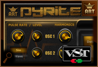 Art Pyrite VST Instrument